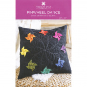 Pinwheel Dance Pillow Pattern by Missouri Star