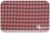 Homespun - Red/Teadye Catawba Yardage