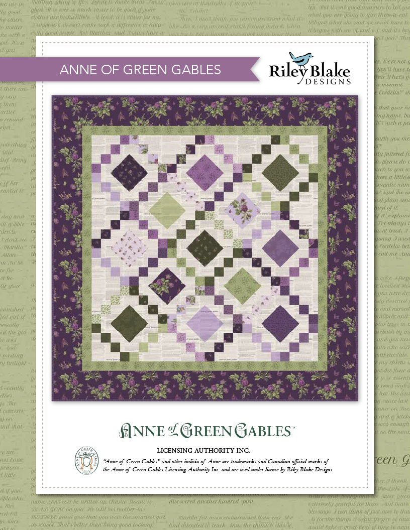 Anne of Green Gables Quilt 2