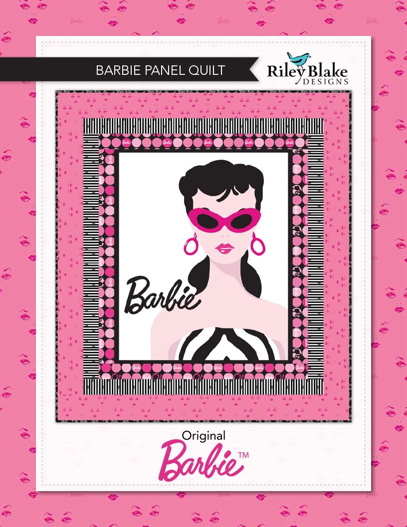 Barbie Panel Quilt