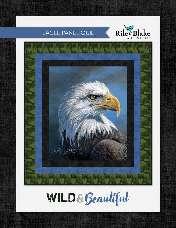 Eagle Panel Quilt