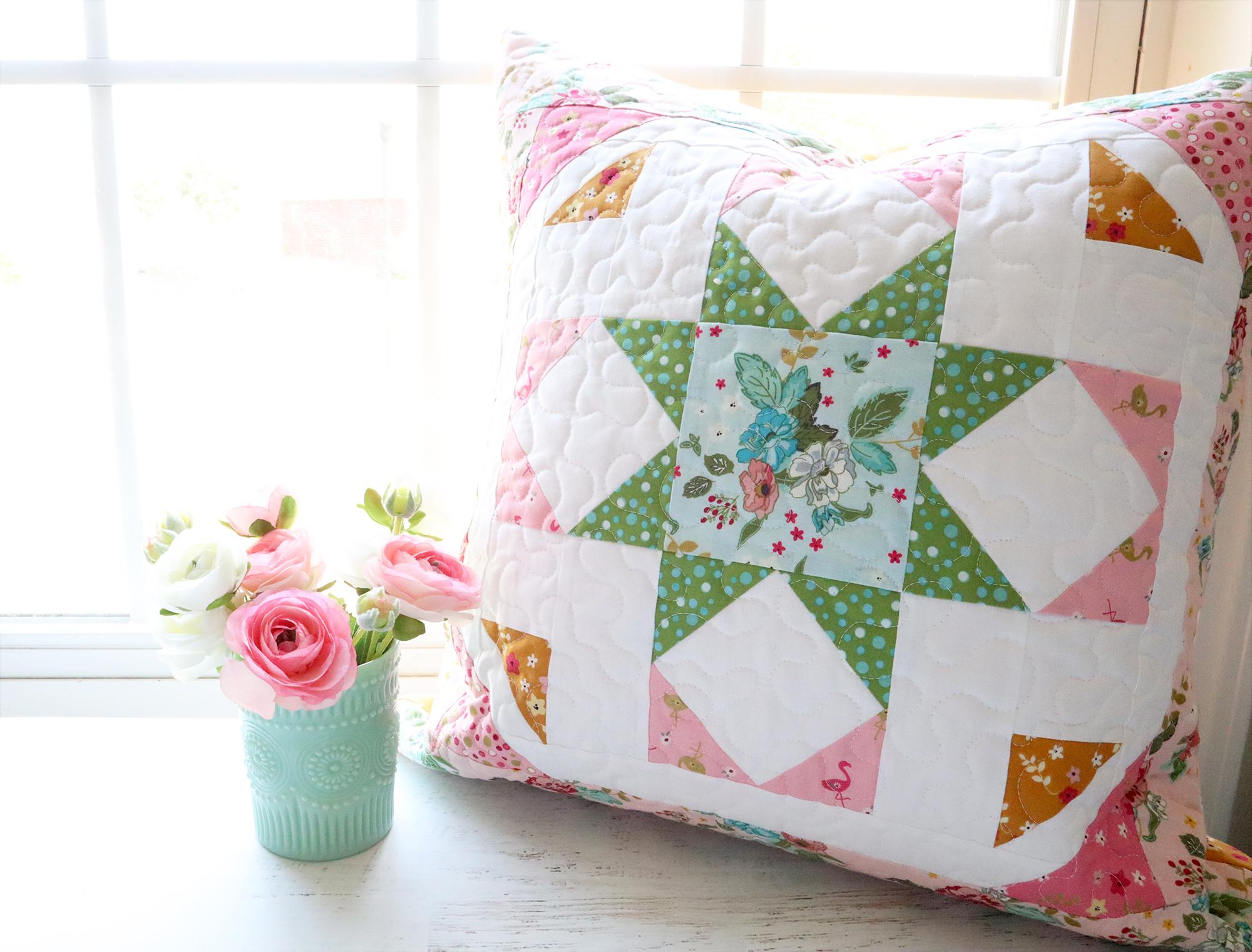 Moonlight Serenade Pillow