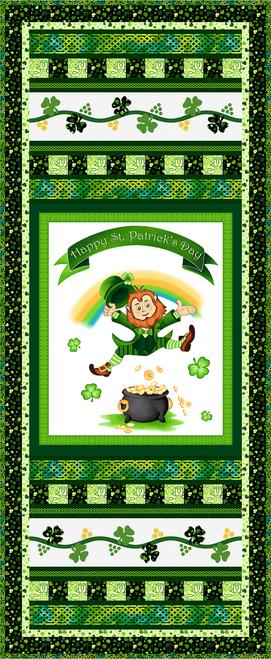Irish Folk Table Runner