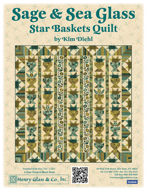 Star Baskets