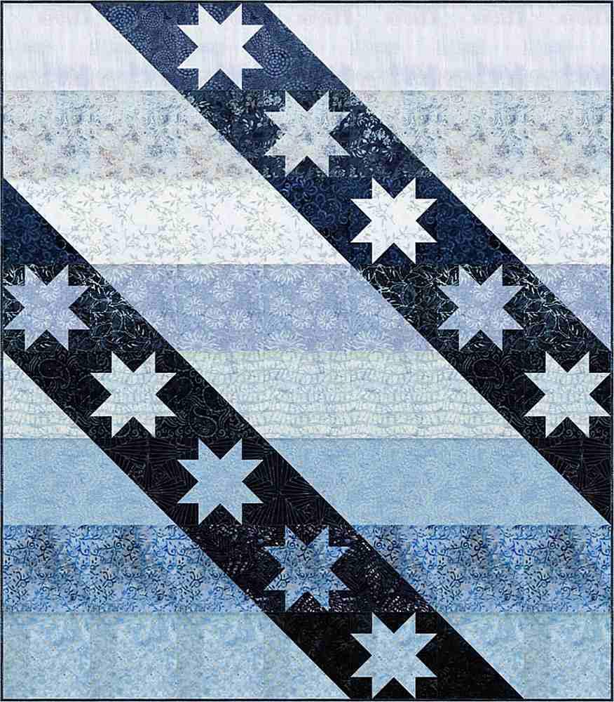 Blue Constellations - Tonga Blue Moon