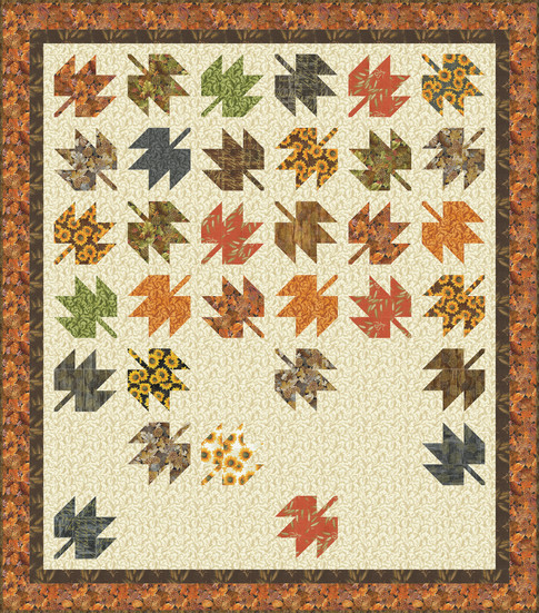Autumn Falls Pattern