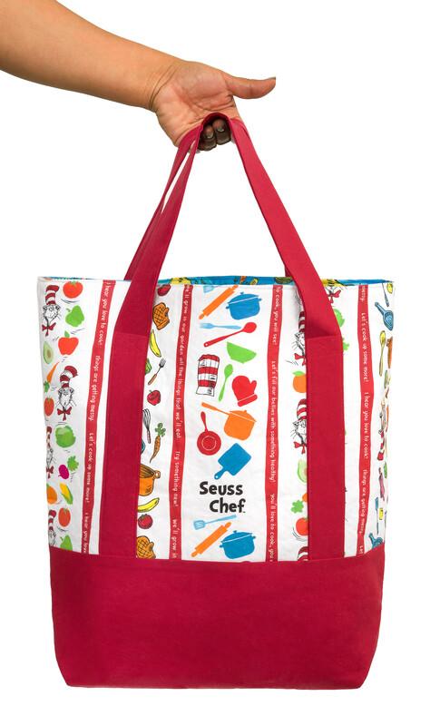 Grocery Bag - Seuss Chef