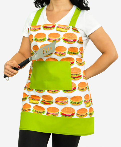Lined Apron