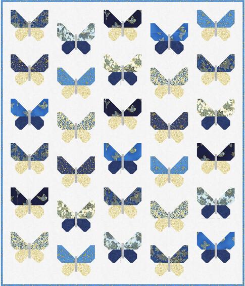 Petite Butterflies