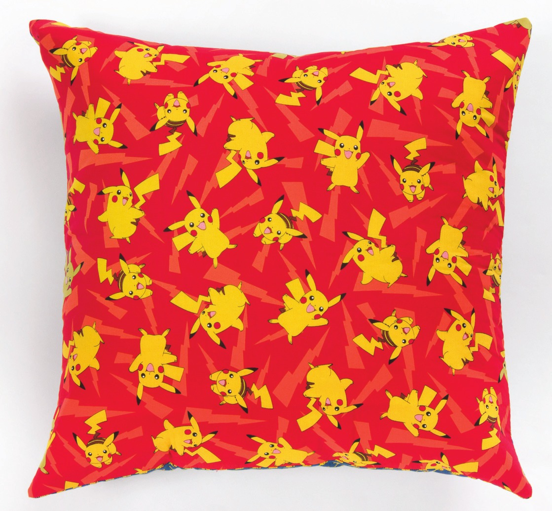 Pikachu Pillow