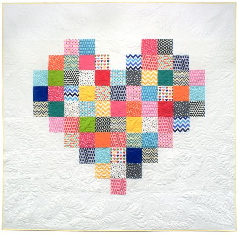 Pixelated Heart