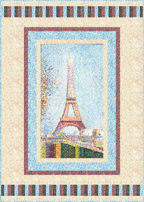The Eiffel Tower Pattern