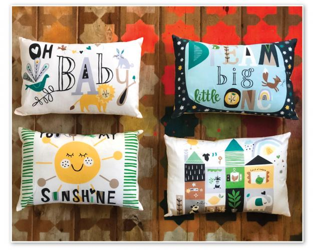 Dream Big Pillows