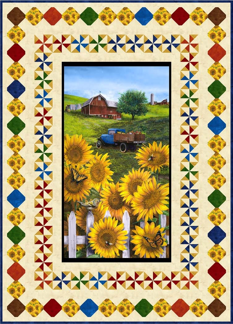 Country Paradise Quilt