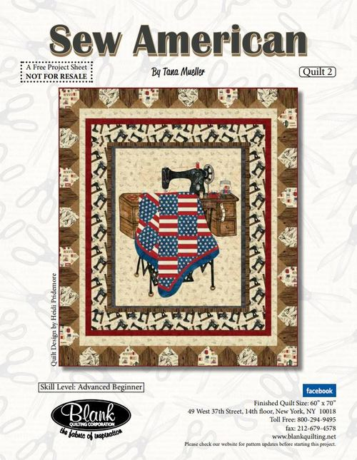Sew American Quilt #2