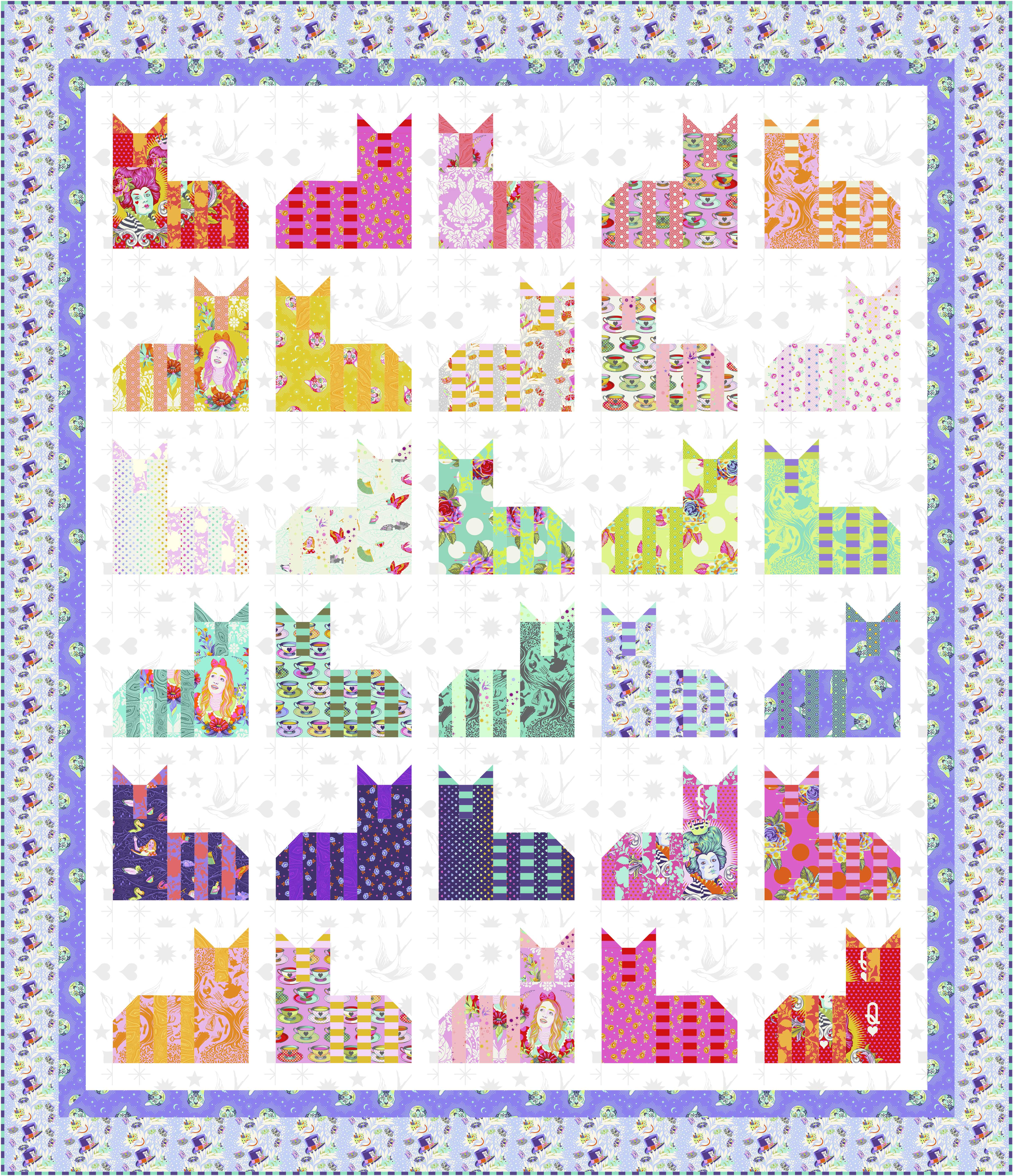 Cheshire Cats - Flake Revised