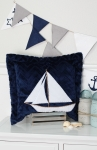 Sailboat Pillow Pattern