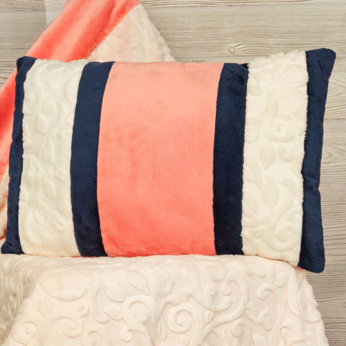 Simple Stripe Pillow Pattern