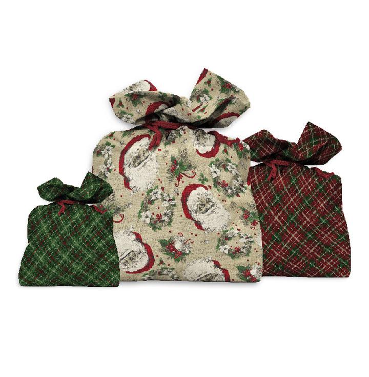 Gift Bags - Vintage Christmas