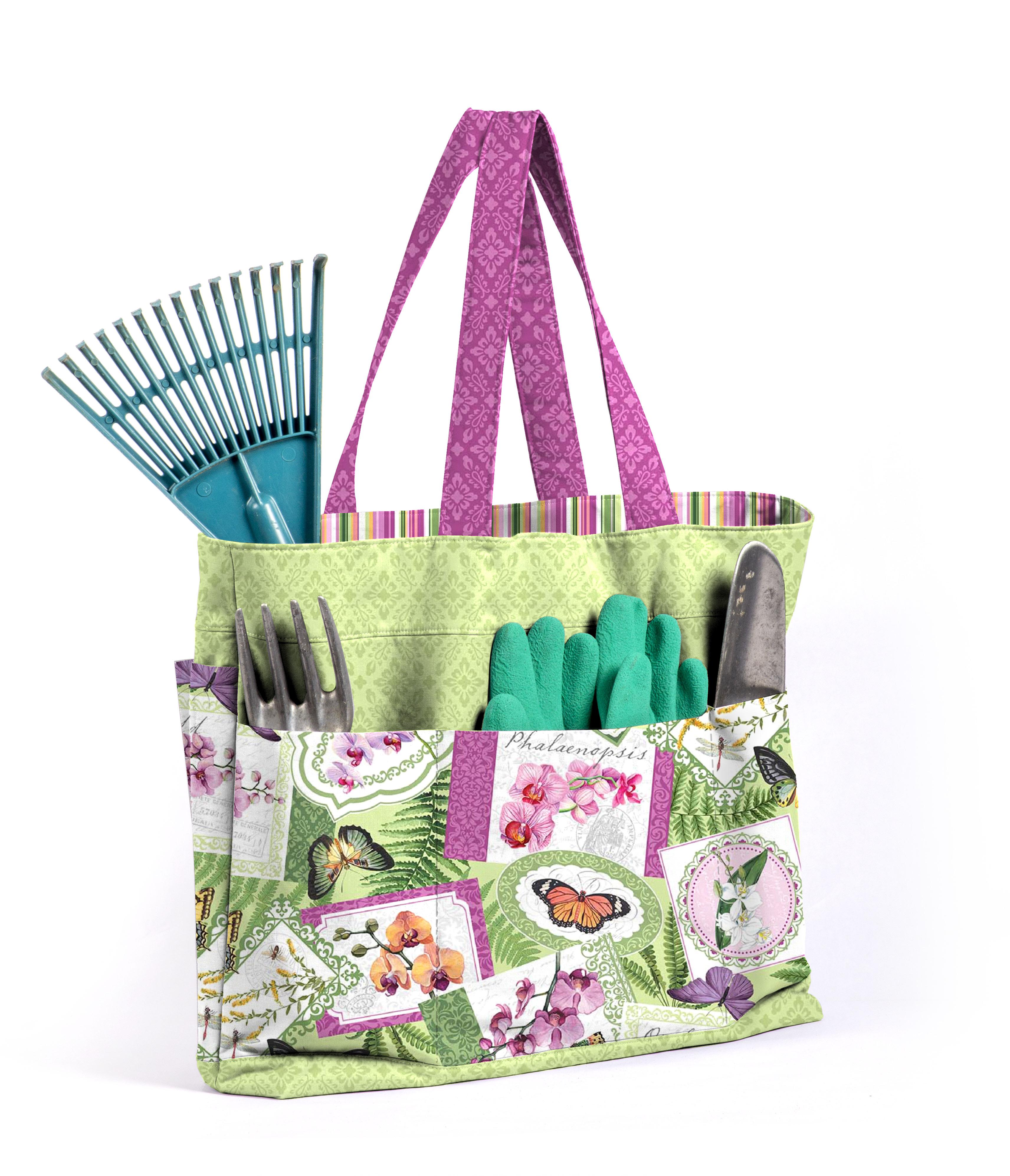 Orchids in Bloom Versatile Tote Bag