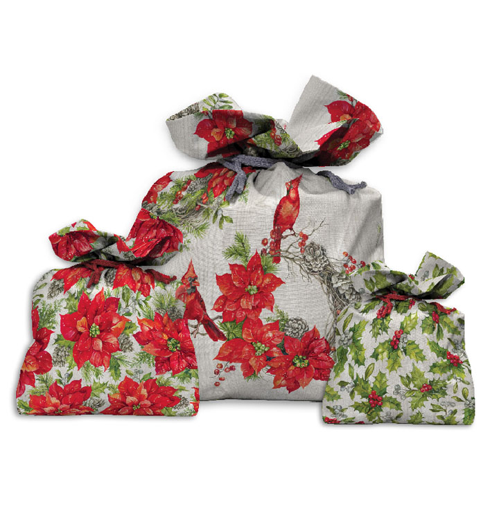 The Scarlet Feather Gift Bags