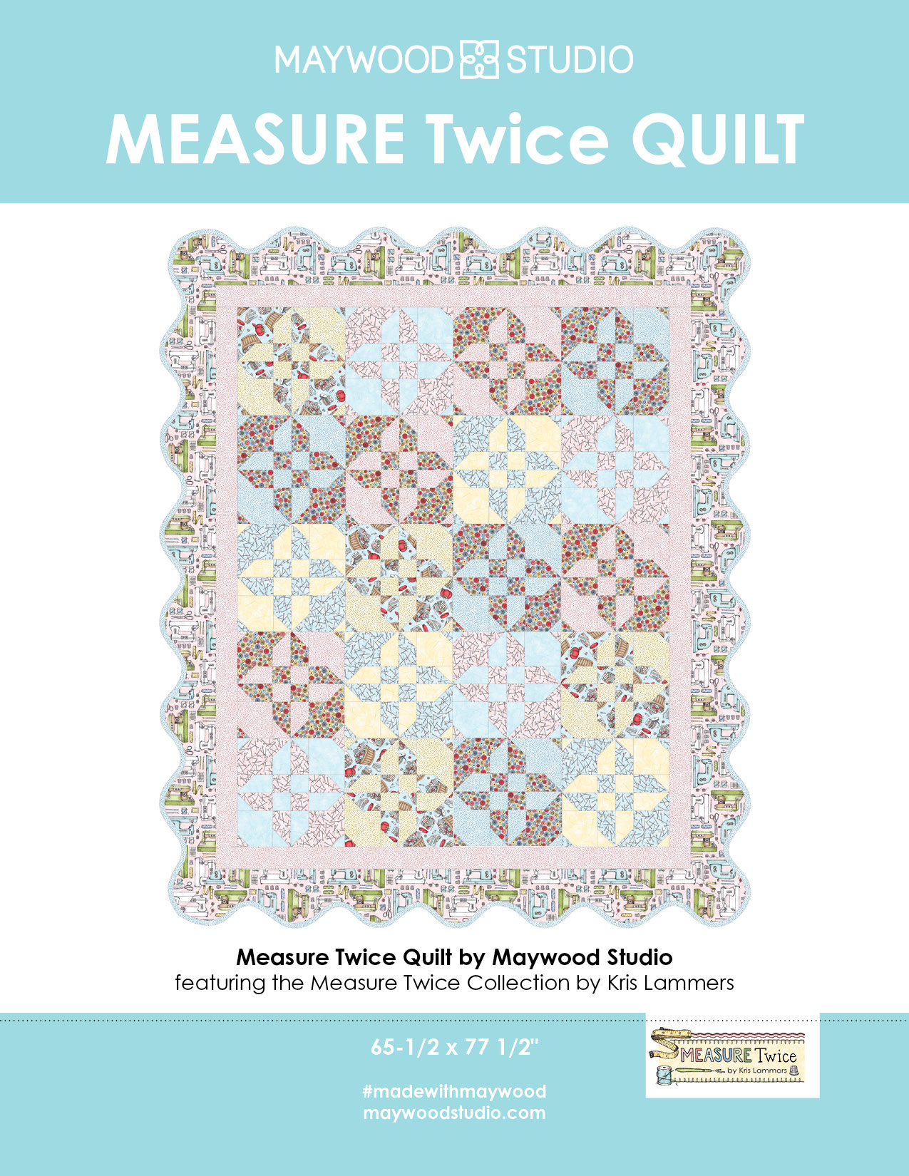 Measure Twice Quilt