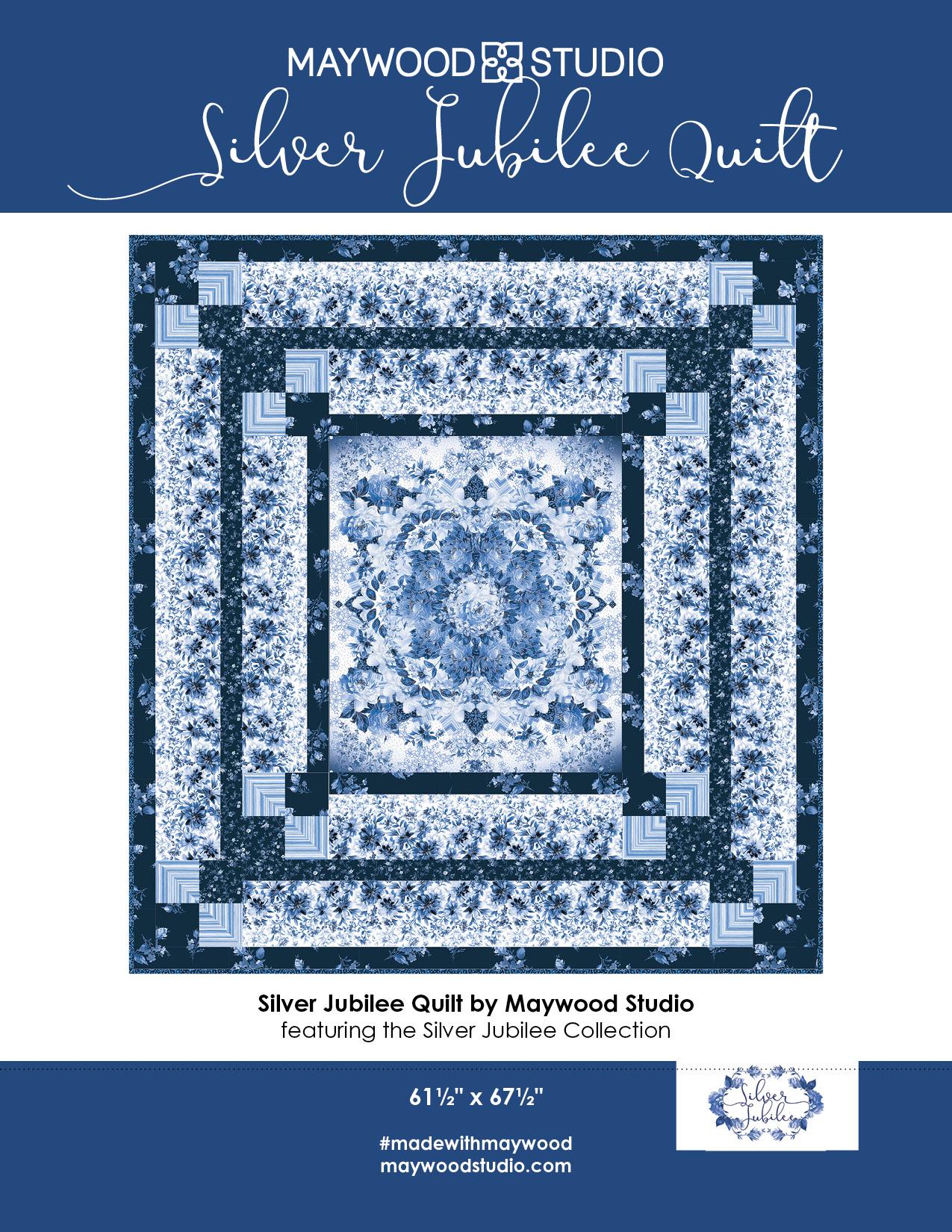 Silver Jubilee Quilt