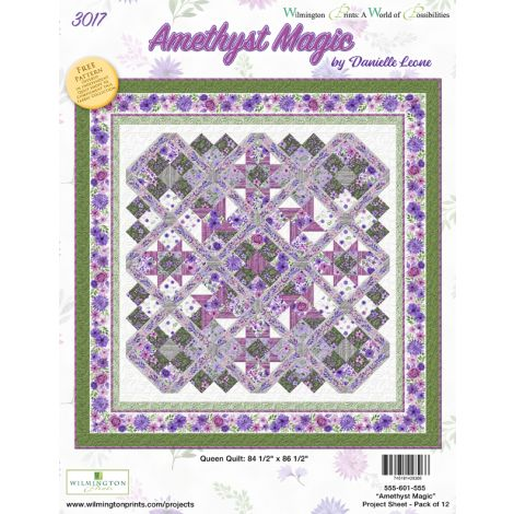 Amethyst Magic Quilt