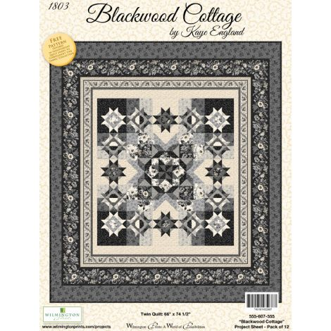 Blackwood Cottage Quilt