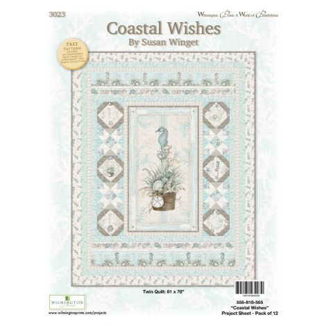 Coastal Wishes Quilt