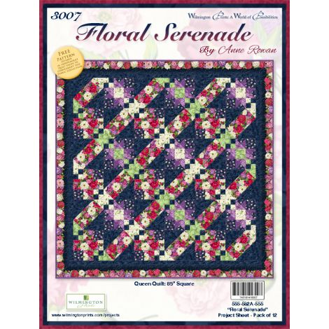Floral Serenade Quilt