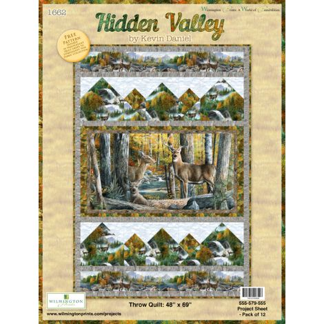 Hidden Valley Throw