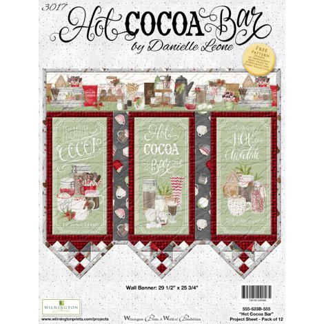 Hot Cocoa Bar Banner