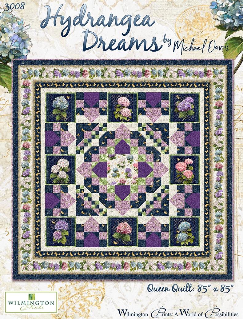 Hydrangea Dreams Quilt