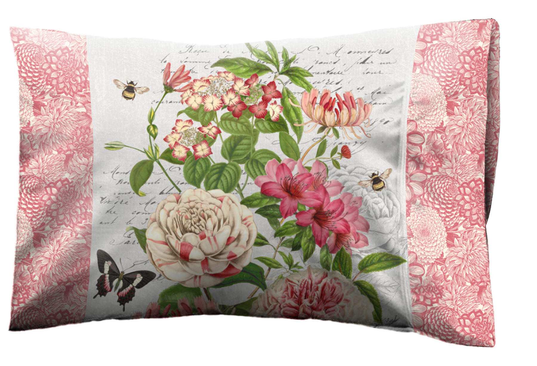 Le Bouquet Pillowcase
