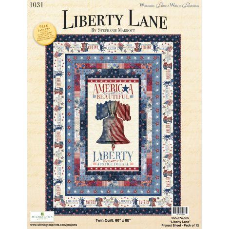 Liberty Lane Quilt
