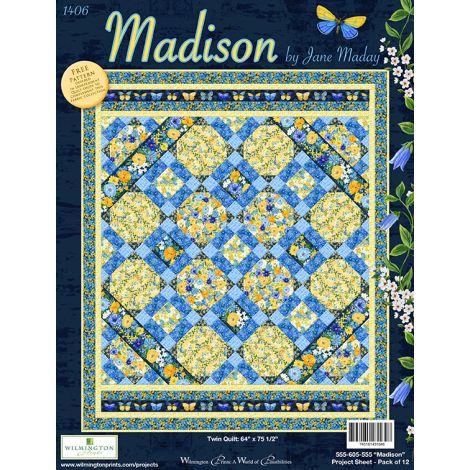 Madison Quilt 1