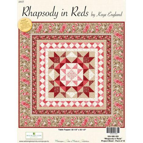 Rhapsody in Reds