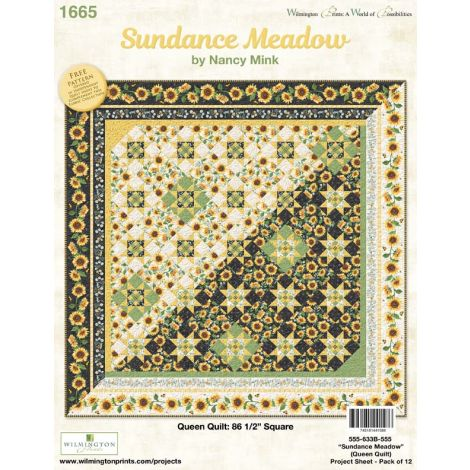 Sundance Meadow Quilt