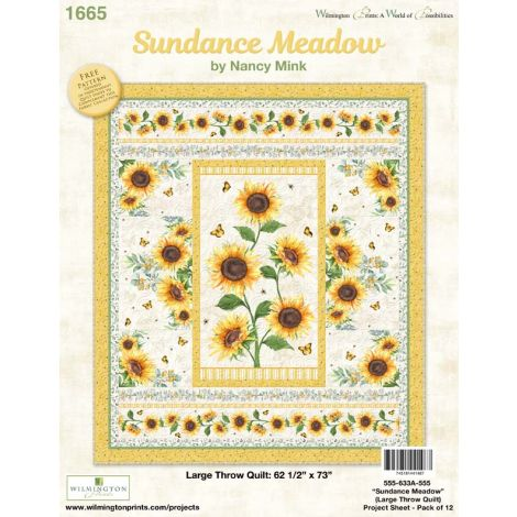 Sundance Meadow Throw