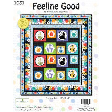 Feeline Good Quilt